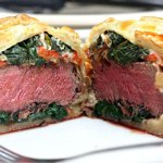 Where's the Beef?  It's in the Pastry.  Beef Wellington!