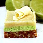 O Canada – Again. White Chocolate Key Lime Macadamia Nanaimo Bars
