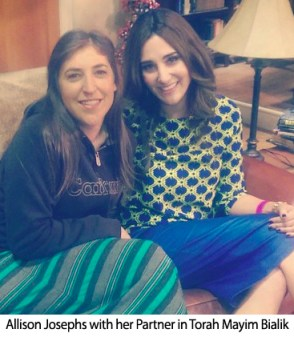 Mayim and Allison