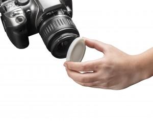 PolyJet Endur polypropylene-like lens cap