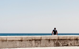 Alone On The Malecon | Introverted Travel in an Extrovert's World