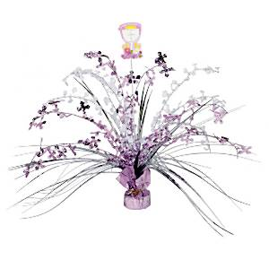 Communion Pink Centrepiece for tables