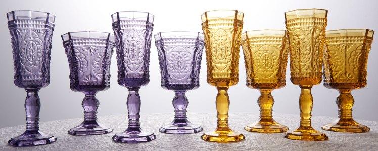 Roma Glassware