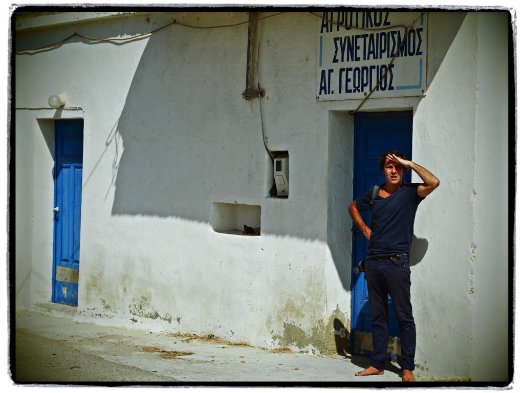 photo workshop in Folegandros Greece with Nicolas Pascarel