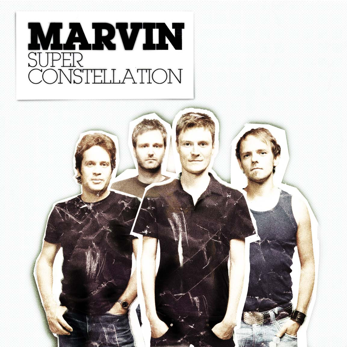 Marvin This Super Constellation LP Cover