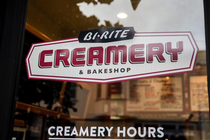 Passagem Gastronômica - Bi-Rite Creamery - Mission District - São Francisco - Estados Unidos