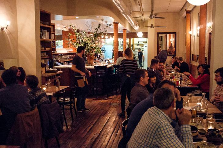 Passagem Gastronômica - Bar Tartine - Mission District - São Francisco - Estados Unidos