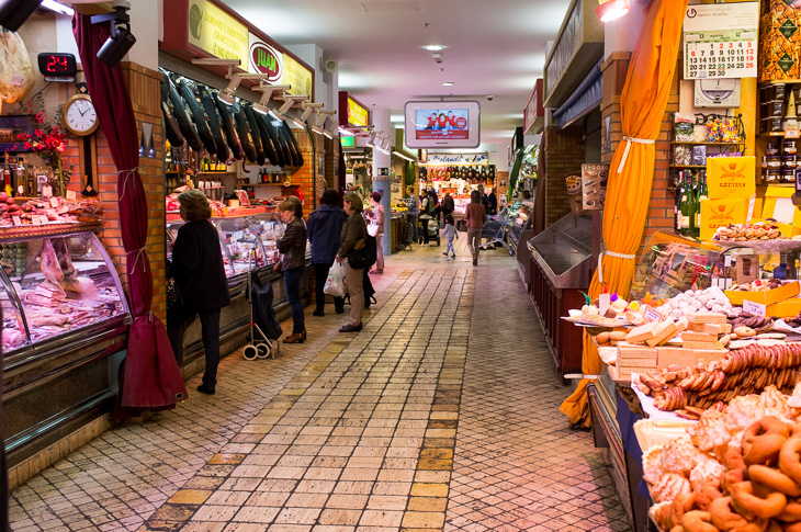Passagem Gastronômica - La Bretxa Market - Roteiro de San Sebastian - Espanha
