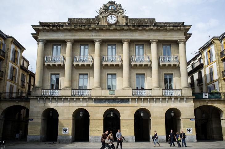 Passagem Gastronômica - Constitution Square - Roteiro de San Sebastian - Espanha