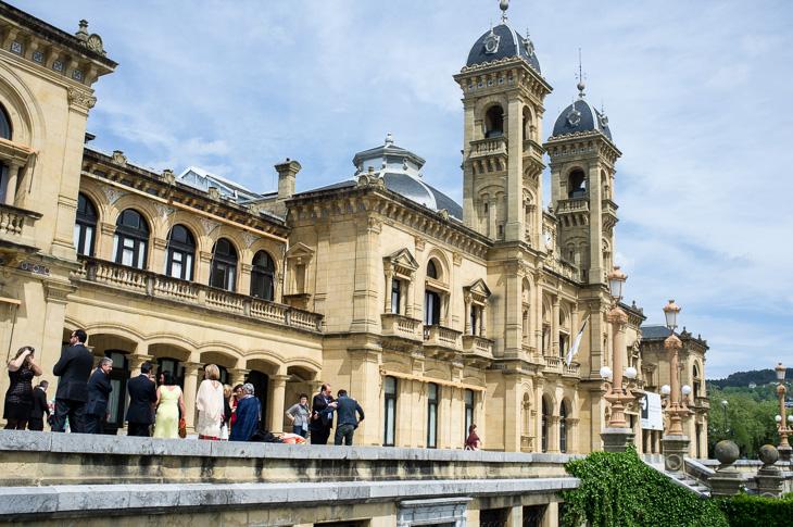 Passagem Gastronômica - Prefeitura - Roteiro de San Sebastian - Espanha