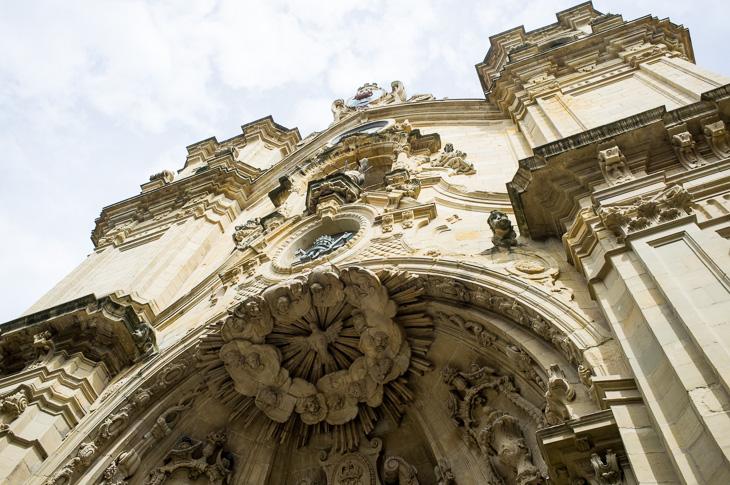 Passagem Gastronômica - Igreja de Santa Maria - Roteiro de San Sebastian - Espanha
