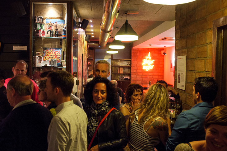 Passagem Gastronômica - A Fuego Negro - Pintxos Bar em San Sebastian