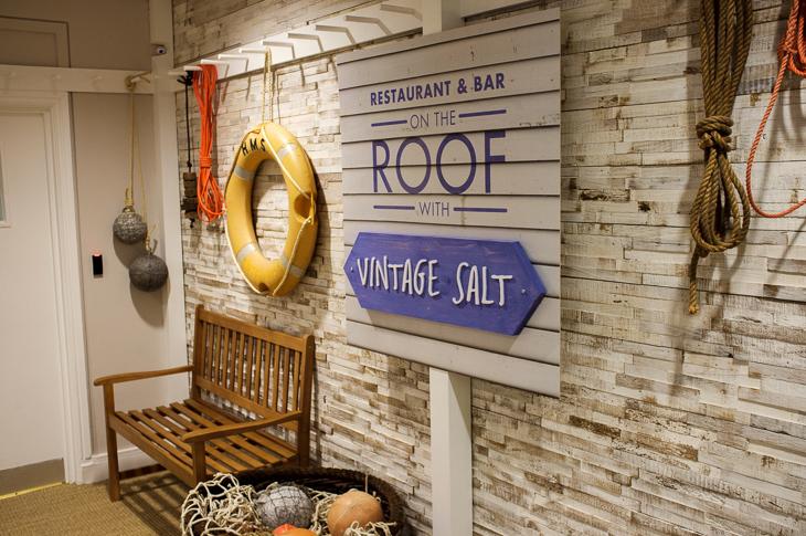 Passagem Gastronômica - Vintage Salt - Selfridges