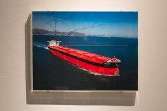 MARIAGRAZIA PONTORNO Layer #1, 2014 cm 30x40, tecnica mista Foto di Dania Gennai