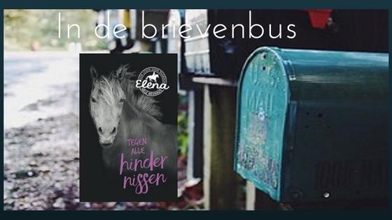 Elena in de brievenbus
