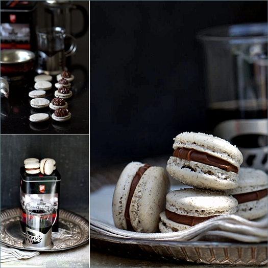 Mysore Royal Coffee Macarons