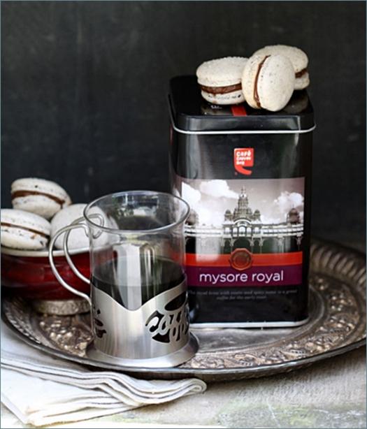 Mysore Royal Macarons