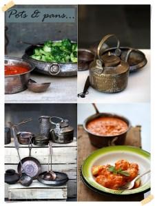 Pots & pans in Delhi
