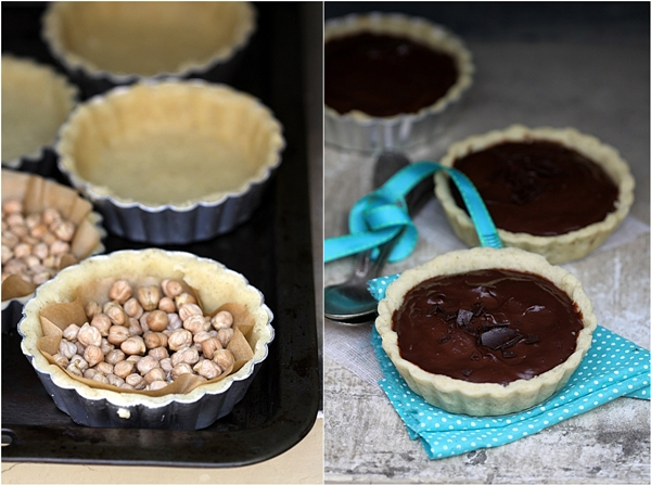 Chocolate Raspberry Tartlets Baking with Friends, Kathleen King