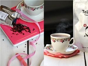Teavirve Blurberry Tea