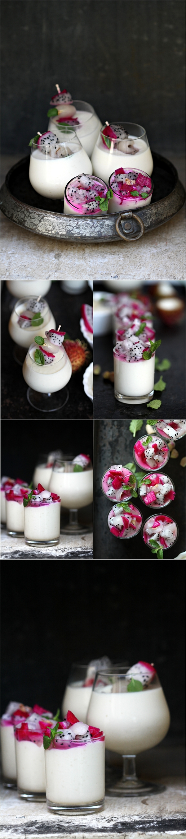 Tropical Coconut Milk Rice Pudding 7