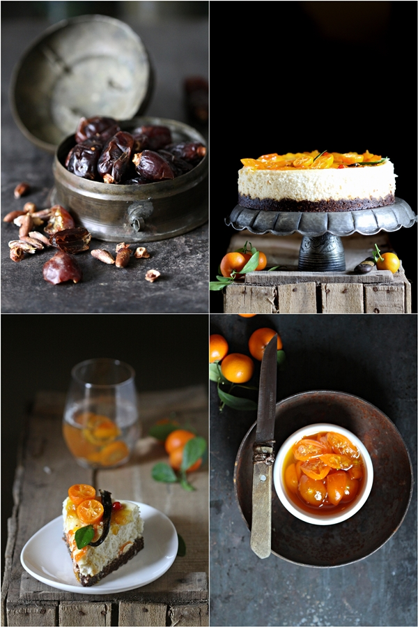 Kumquat Quark Cheesecake 3