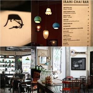 Chai Bar, Soda Bottle Openerwala, Cyberhub, Gurgaon