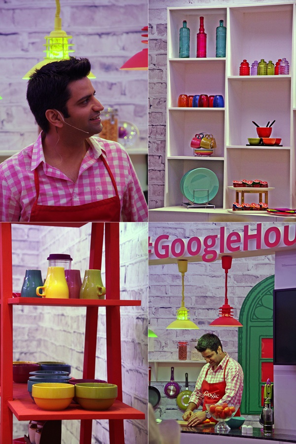 Search Out Loud #GoogleHouse, Google Cafe Day, Delhi