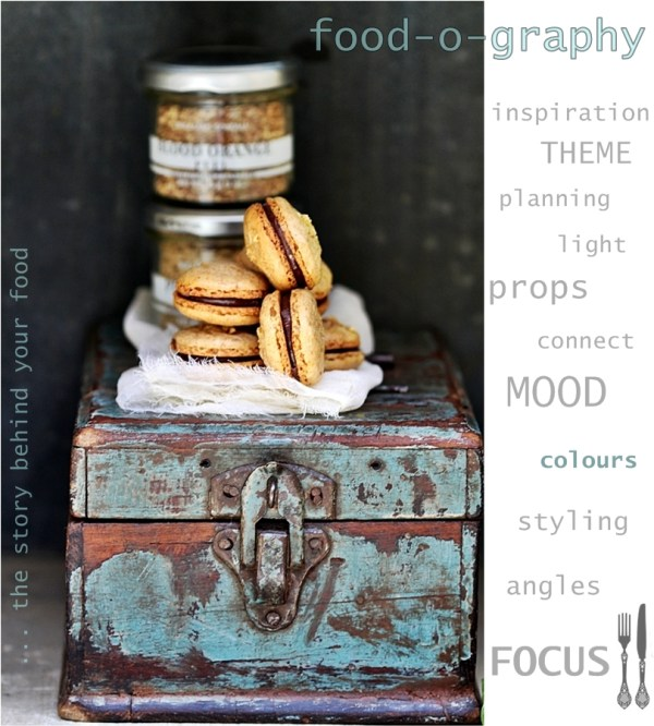 'food-o-graphy' by Deeba Rajpal. A Food Styling workshop at the Indian Food Bloggers Meet 2014