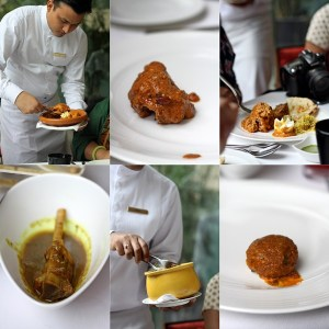 Mains, Dehlvi Cuisine Festival at threesixtyone at The Oberoi, Gurgaon