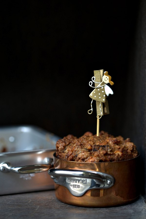 Wholegrain Bourbon Garam Masala Christmas Cake9