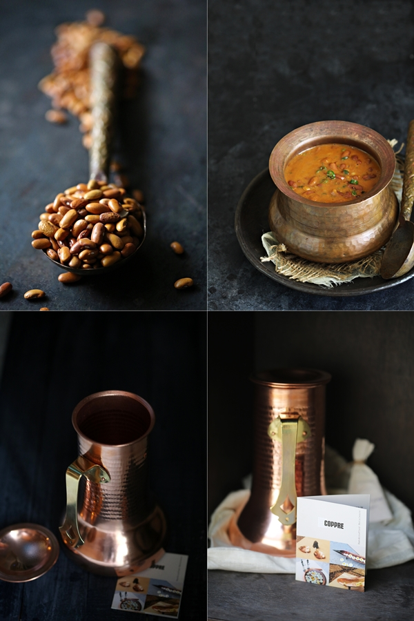 Indian copperware, Coppre