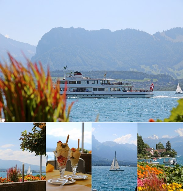 SwissMade GrandTour PAB Lunch by Lake Thun