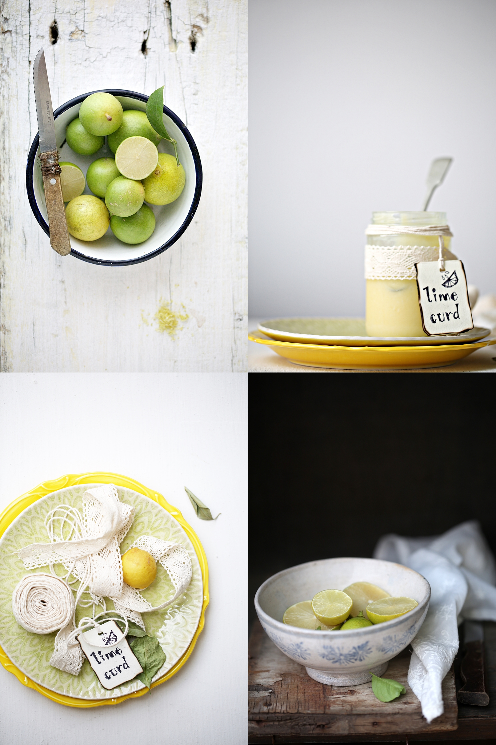 Lime Curd, Homemade, Thermomix