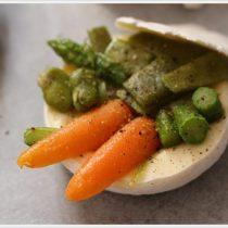 ricetta tomino ripieno alle verdure