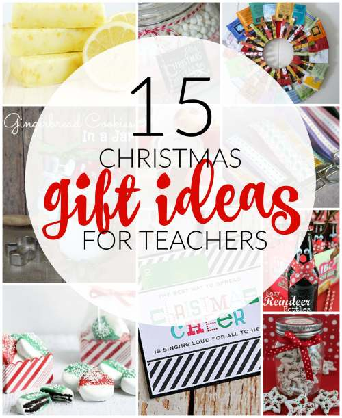 Medium Of Teacher Christmas Gifts