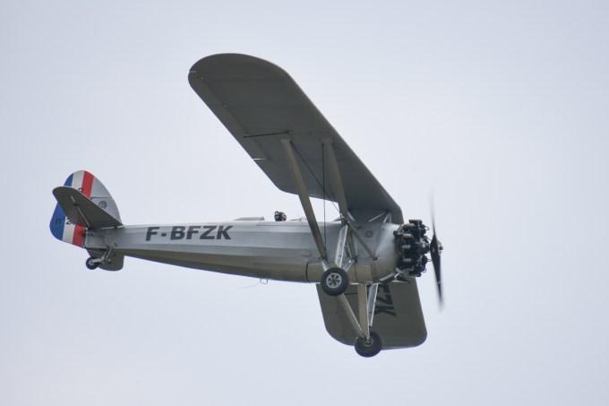 MS317 F-BFZK piloté par Jean-Marc VIARD basé à Saint-Dizier