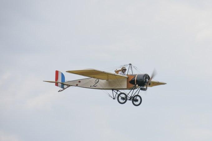 Morane Type H W 54 ASC 7/8 de Cedric ROHE