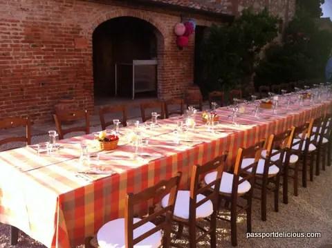 Restaurant Villa Borgo