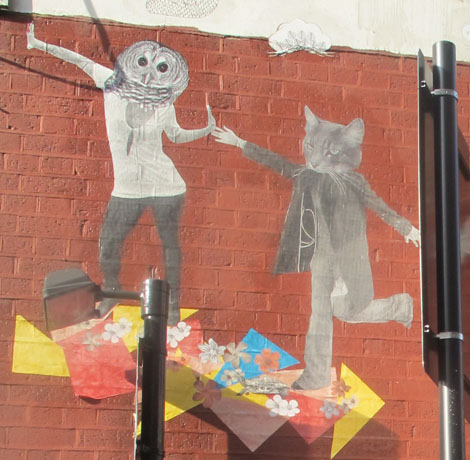 Rivington street characters