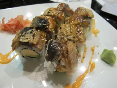 Rosen center sushi