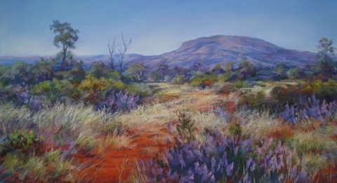 Betty McLean - Colours of Karajini