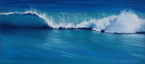 Julie Silvester - Breaking Wave