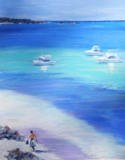 Michele Scott - Parker Point Rottnest