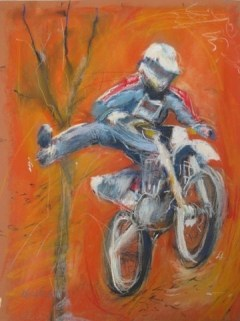 Nira Roberts - Jason's Bike
