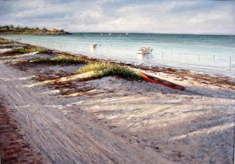 Rayma Reany - Last Light, Thomson Bay - Rottnest
