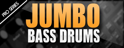Jumbo Bass Drums