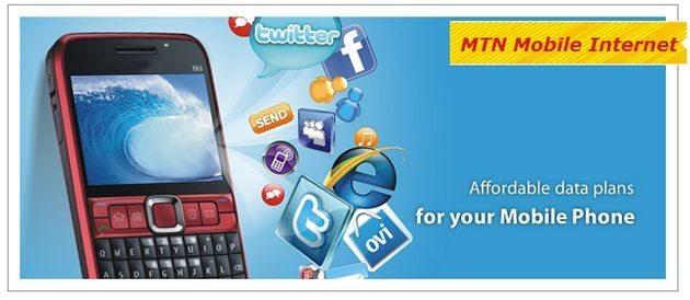 MTN Data Plans 2012