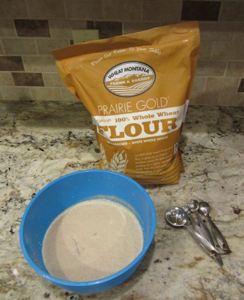 Wheat Montana Whole Wheat Flour