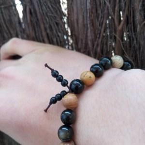 3 bead tie off